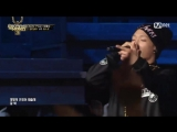 Bobby (of iKON) - YGGR#HIPHOP @ Star Zoom In 150925