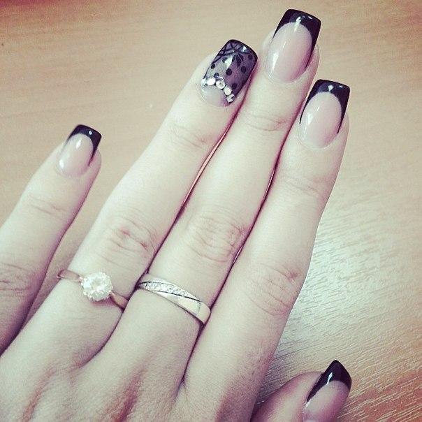 Клепки для дизайна ногтей