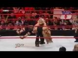 John Cena Trish Stratus vs Santino Marella Beth Phoenix