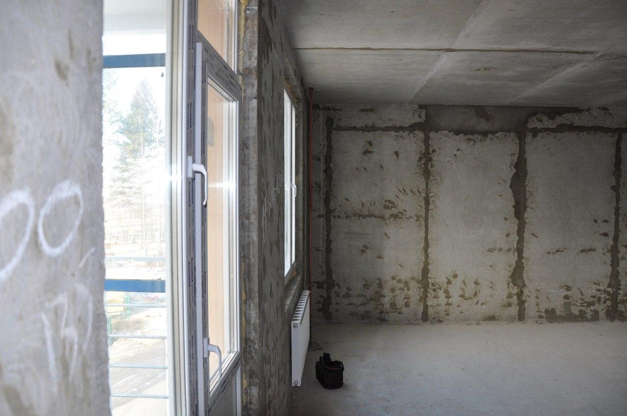 От автора: Квартира студия 46м2.