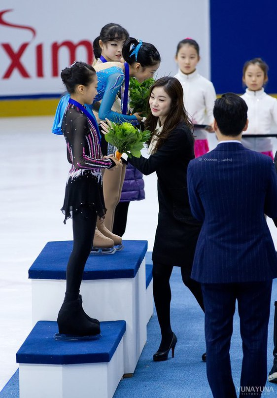 Yuna Kim Korean Nationals 2016