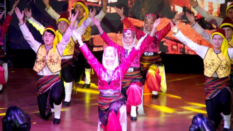 Kazakistan turkce olimpiyatları. Almaty Suleyman Demirel Colej