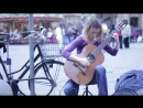 Street Musician ( Justyna Maria Janiczak ) Florence, Italy