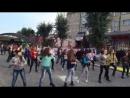 флешмоб 14 10 2015 Кам'янчани за Мир Частина 1