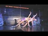 Дуэт Зайчиков Pole Dance Exotic Duet Александрова Анастасия и Овчинникова Вера