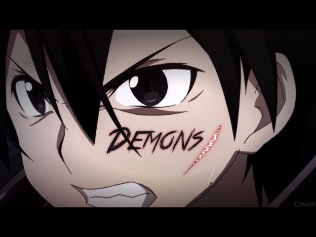Demons - Sword Art Online AMV