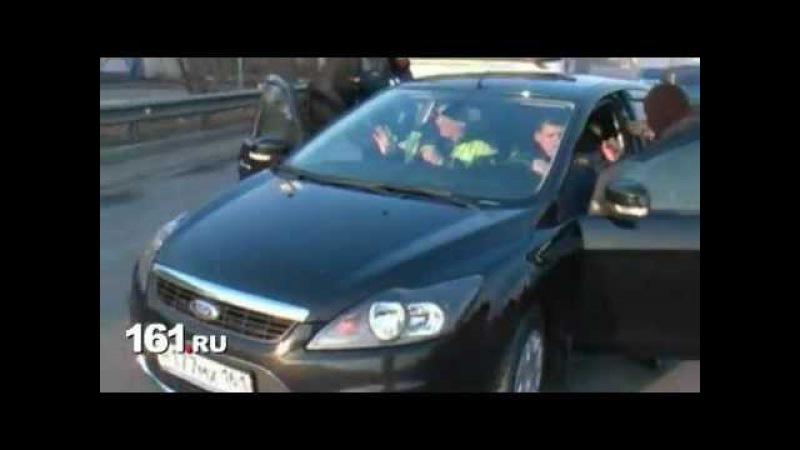 Челябинец сдал ФСБ двух донских гаишников