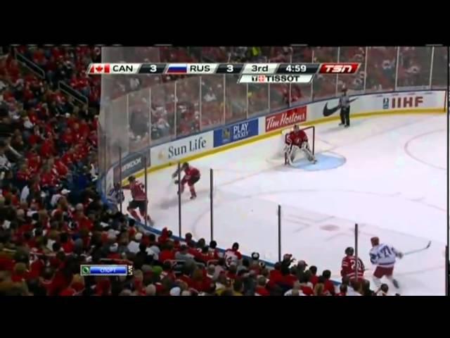 IIHF (U20) 2011 Russia - Canada (5:3)