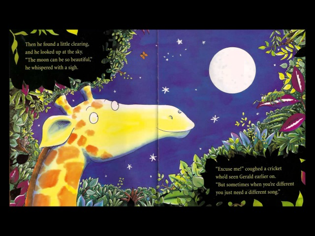 Giraffes Cant Dance - Giles Andreae