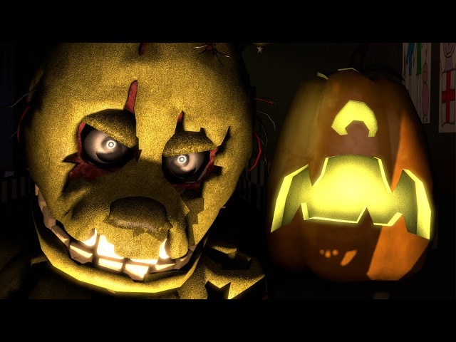 Halloween at Freddy's Song by TryHardNinja