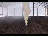 Как обеззаразить теплицу на зиму от насекомых Дача ТВ
