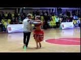 Бальные танцы Показательные выступления