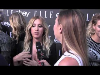 Ashley Tisdale Talks Clipped, Music and Birthday Plans