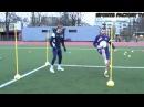 Sports Factory • Individual Football training • Agility, Coordination, Ball control, Heading (HD)