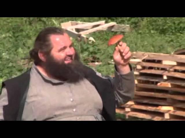 Монастырская жизнь Закарпатья 1 й фрагмент фильма