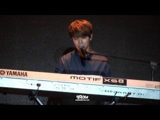 [FANCAM] 2015.07.25 CNBLUE 강민혁(KangMinhyuk) - 태국 팬미팅 'I'm In Love'