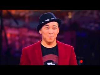 Кайратбек Примбердиев г.Бишкек 30 лет Главная сцена 2 сезон 7 выпуск 24.10.2015 24 октября 2015