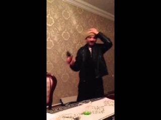 Асхаб Бурсагов Моей смерти никого не винить