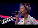 Eden Myrrh sings 'Chandelier'   The Blind Auditions   The Voice South Africa 2016