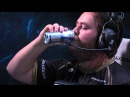 friberg chugging it