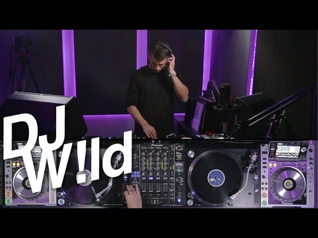 DJ W!LD - DJsounds Show 2015