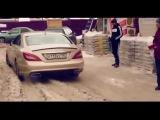 Давидыч на c63 покупает цемент на базаре