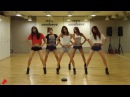 EXID 'Up Down' mirrored Dance Practice