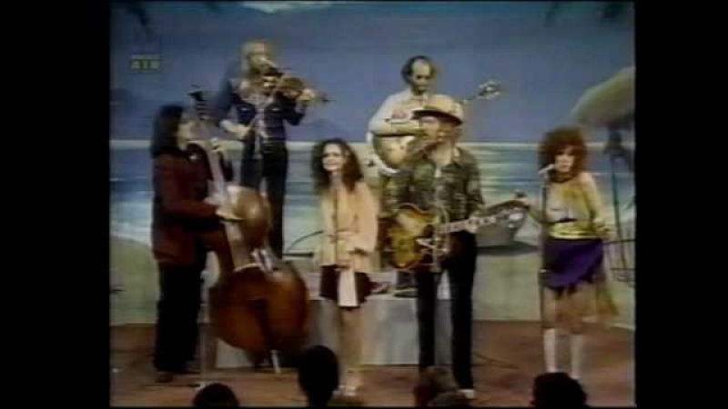 Dan Hicks his Hot Licks 1972