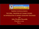The Oral Tradition of Zhang-zhung: Bönpo Dzogchen Teachings -- Part 4