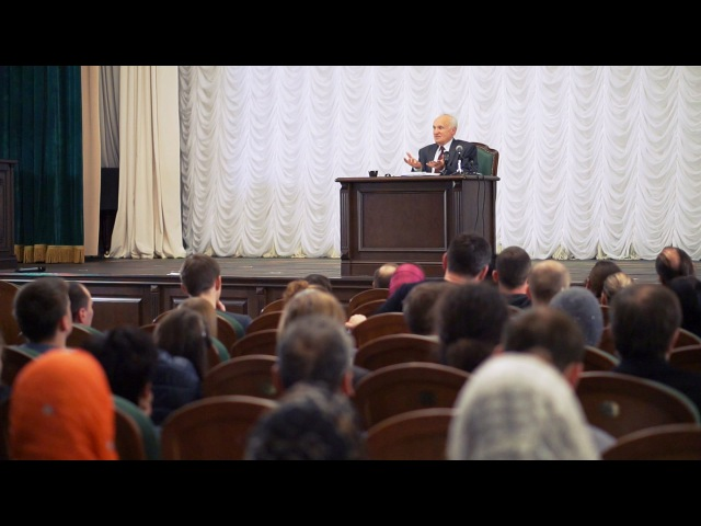 О законах духовной жизни (МПДА, 2015.11.15) — Осипов А.И.