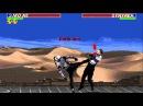 Ultimatum Mortal Combat 3. Как играть за Smoke. Sega/Genesis