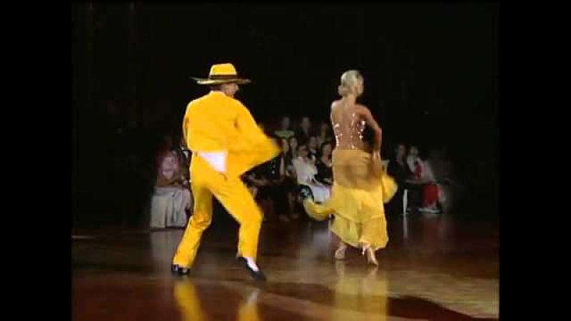 Maxim Kozhevnikov _ Yulia Zagoruychenko - Show Dance _The Mask_ (WSSDF2007) [www.keepvid.com].flv