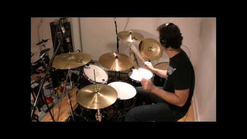 Deep Purple - Burn - Drum cover (With exact studio fills) - Best Version