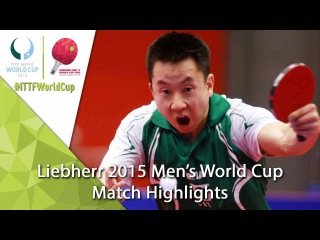 2015 Men's World Cup Highlights: APOLONIA Tiago vs TSUBOI Gustavo (Qual. Groups)