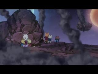 Fairy Tail /Хвост Феи 93 серия 1 сезон Ancord HDTV