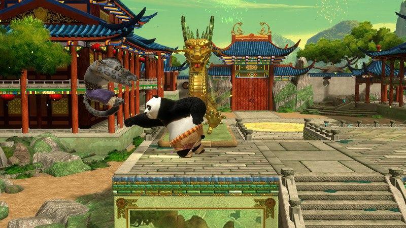 Kung Fu Panda Showdown of Legendary Legends (2016) ������� �������