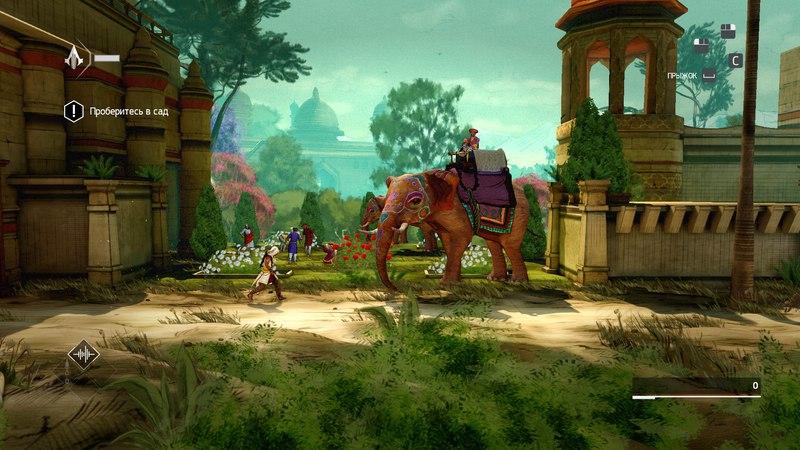 Assassin's Creed Chronicles: India (2016) скачать торрент