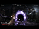MKX Takeda - All Brutalities and Fatalities - Mortal Kombat X Takeda Gameplay