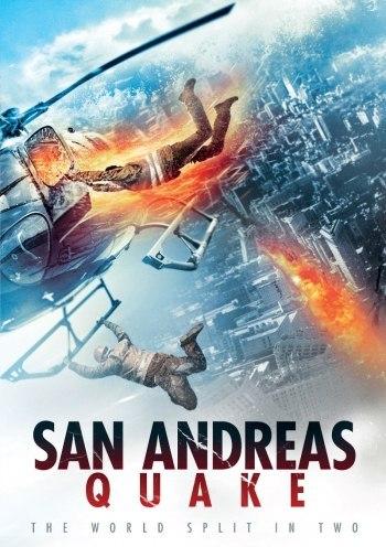 Землетрясение в Сан - Андреас (2015)