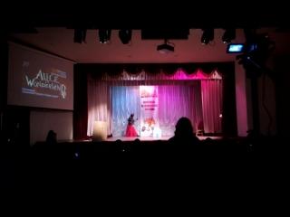 Parikara 2015: Sakura Allince - Алиса в стране чудес (стимпанк)