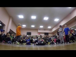 СлавОн и Саншайн vs Максимус и Ветта