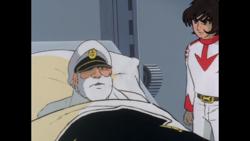 Uchuu Senkan Yamato (1974) [TV-1] [26. Earth! Argo returns!] [озвучка loster01]