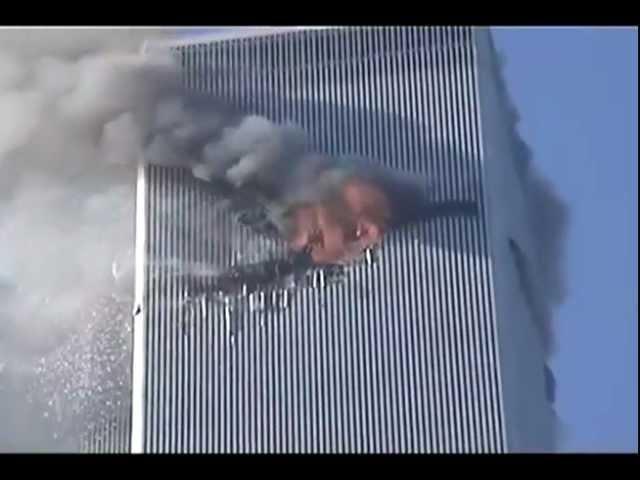 Террористическая атака на башни близнецы 11 сентября 2001 года