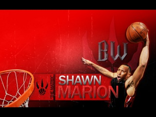 Shawn Marion Dunks On Danny Granger! HD