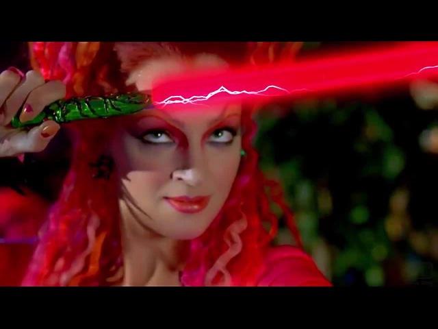 Pretty Star Wars Woman laser beam