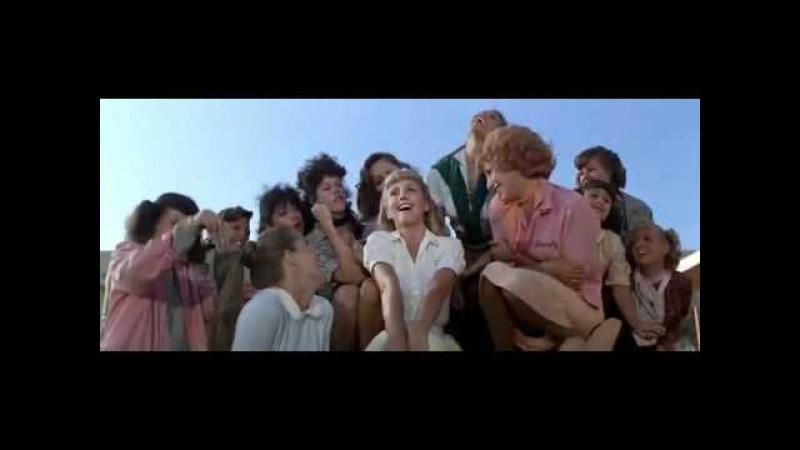 John Travolta Olivia Newton John Summer Nights Grease