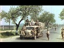 Czechoslovakia May 1945 German and American vehicles in Colour