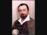 Renato Bruson O, Carlo, ascolta - Io morro as Rodrigo from Verdi's Don Carlo