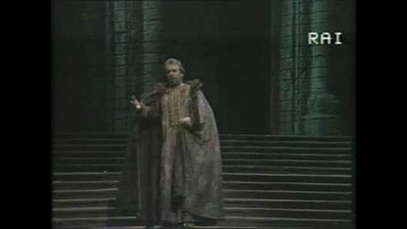 Nicolai Ghiaurov - Simon Boccanegra - Il lacerato spirito