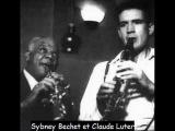 Sidney Bechet and Claude Luter - Petite Fleur - Paris, 1952